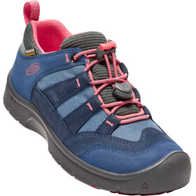 Keen Hikeport WP Shoes Youths Dress Blues/Sugar Coral